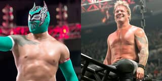 WWE Stars Chris Jericho And Sin Cara Reportedly Had A Scuffle
