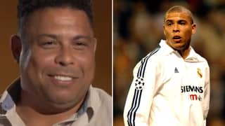 Ronaldo Nazario Reveals Real Madrid Used To Hire Security To Stop Him Partying In Hilarious Interview