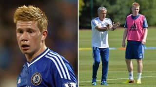 """Kevin De Bruyne Details The """"Strange"""" Discussion He Had With Jose Mourinho At Chelsea That Led To Exit"""