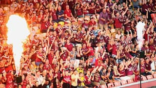 American And European Sports Fans In Awe As State Of Origin Hosts 52,000 Fans