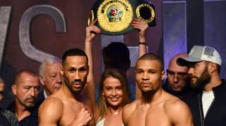 Chris Eubank Jr Beats James DeGale To Win IBO World Super Middleweight Title