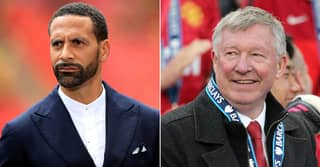Rio Ferdinand Reveals The Only Person At Man United Allowed To Mock Sir Alex Ferguson