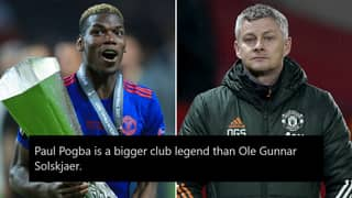Some Manchester United Fans Believe Paul Pogba Is A Bigger Club Legend Than Ole Gunnar Solskjaer