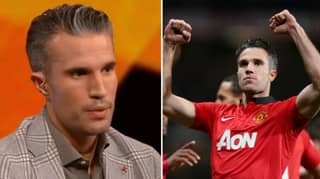 Robin Van Persie Revealed Which Premier League Defender He'd Bully