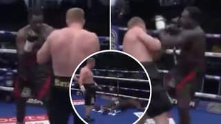 Alexander Povetkin Produces Stunning Comeback To Knock Dillian Whyte Clean Out