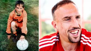 Franck Ribery Reveals The Heartbreaking Story Behind His Facial Scars