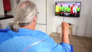 Lad Has Rented Flat For A Month To Watch The World Cup In Peace And Quiet