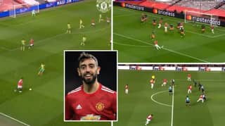 Manchester United Fan Creates Thread About Bruno Fernandes 'Myth'