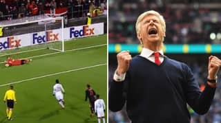 Arsenal's Near-Four Year Spell Without Saving A Penalty Comes To An End