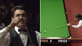 When Ronnie O'Sullivan Hit The Fastest Ever 147 Break