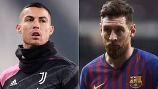 Cristiano Ronaldo And Lionel Messi's Net Worth And Salaries Have Been Revealed