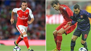 Santi Cazorla Aims For Gunners Return Before Season's End