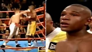 The One And Only Fight Many Fans And Boxing Experts Believe Floyd Mayweather Lost