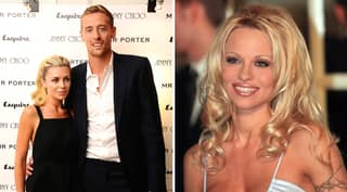 Peter Crouch Reveals Abbey Clancy Banned Him From Getting A Pic With Pamela Anderson