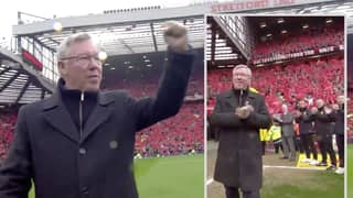 7 Years Ago Today, Sir Alex Ferguson Walked Out Of Old Trafford As Man Utd Manager For The Last Time