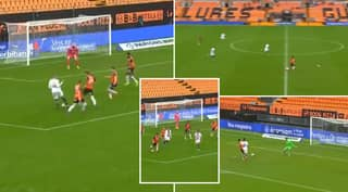 Paris Saint-Germain Defence Goes Completely Missing For Lorient's Third Goal In Shock Defeat