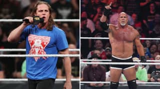 Matt Riddle Responds To Goldberg Saying He's 'In Over His Head'