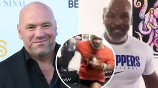 Dana White Sends Out Desperate Plea For Mike Tyson To Make U-Turn On Boxing Comeback