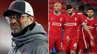 "Liverpool Defender Was Left ""Scared"" By A Text Message From Jurgen Klopp"