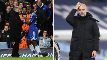 Samuel Eto'o Says He Prefers Jose Mourinho's Style To Pep Guardiola