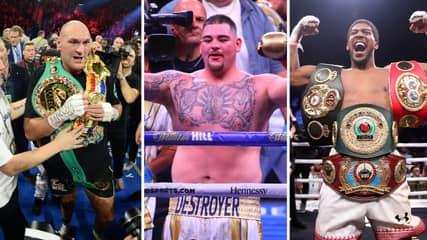 Andy Ruiz Jr Makes Bizarre Choice In Top 5 Heavyweight Rankings