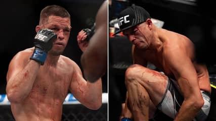 Nate Diaz Earned A Massive Seven-Figure Purse For UFC 263 Fight Against Leon Edwards