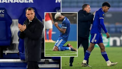 Brendan Rodgers Substituted Wesley Fofana After An Hour Because He Was Fasting For Ramadan
