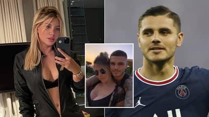 Mauro Icardi Threatens To Leave PSG If Wanda Nara Doesn't Come Back To Him
