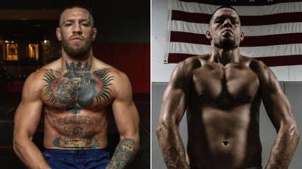 Nate Diaz's Coach Wants Conor McGregor Trilogy Fight Next After UFC 263 Defeat