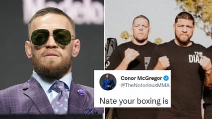Conor McGregor Brutally Trolls Nate Diaz During Rant About Nick Diaz's UFC Comeback