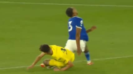 Leicester City's Wesley Fofana Suffers Suspected Broken Leg During Friendly Match