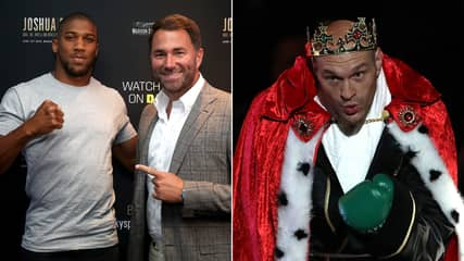 Tyson Fury Vs. Anthony Joshua Tipped To Shatter Pay-Per-View Record