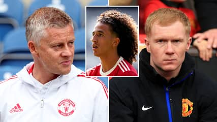 18-Year-Old Manchester United Youngster Is A 'Future Paul Scholes', He Could Play Tonight