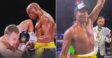 UFC Legend Anderson Silva Stunningly Beats Former Boxing World Champ 11 Years His Junior
