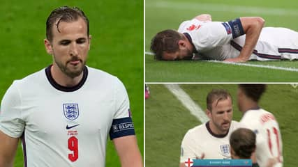 England Fans Are Worried About Harry Kane After Scotland 'Disasterclass' And Substitution