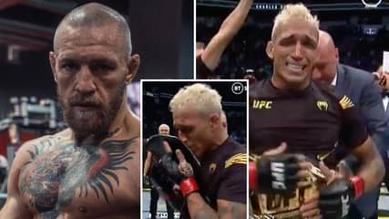 Conor McGregor Immediately Sends Warning To Charles Oliveira After Michael Chandler Win At UFC 262