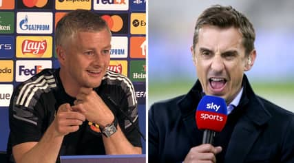 Gary Neville Names The Player Manchester United Should Sign Ahead Of Declan Rice