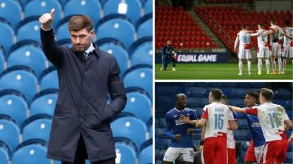 Steven Gerrard 'Loved Everything' About Arsenal v Slavia Prague