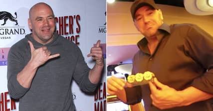 Dana White Is Banned From Las Vegas Casino After Winning Up To $7 Million In One Night