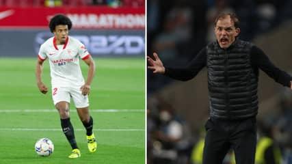 Kurt Zouma Could Derail Chelsea's Move For Jules Kounde