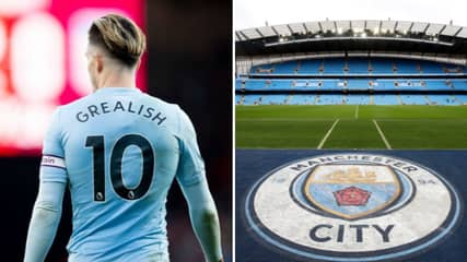 Jack Grealish In Line To Play Alongside His 'Favourite Ever Player' With £100 Million Manchester City Move
