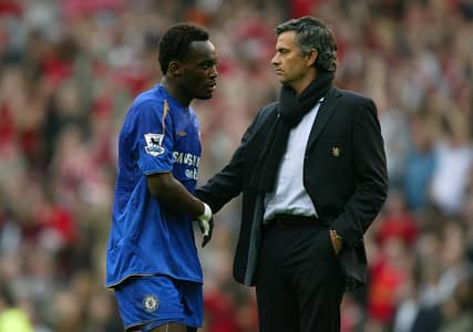 Former Chelsea Star Says José Mourinho Nearly Made Them Train With Shinpads Because Of Michael Essien