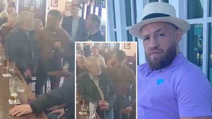 Conor McGregor Buys Pub Where He Assaulted A Man And Immediately Bars His First Person