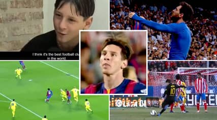 Lionel Messi - 'The End Of An Era' Video Shows The Greatness He Achieved At Barcelona