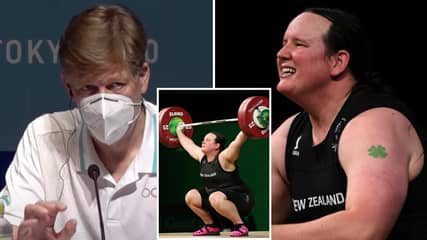 IOC Praises Trans Weightlifter Laurel Hubbard For 'Courage And Tenacity' Ahead Of Historic Olympics Debut