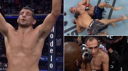 Tony Ferguson Suffers THIRD Consecutive Loss After Devastating Defeat To Beneil Dariush At UFC 262