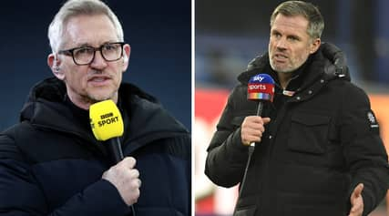 'You're Picking Fights With Everybody These Days'- Gary Lineker And Jamie Carragher Scrap on Twitter