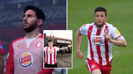 The Genius Marketing Ploy That Saw Burger King Team Up With League Two Side Stevenage