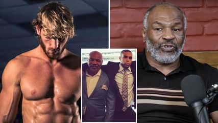 Mike Tyson Reveals Powerful Advice He Shared With Son Who Wants To Fight YouTuber Logan Paul