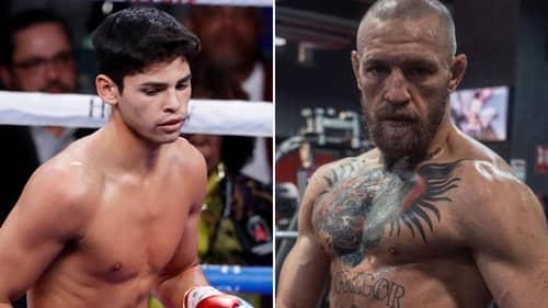 Ryan Garcia Drops Massive Hint Over Fighting UFC Superstar Conor McGregor In MMA
